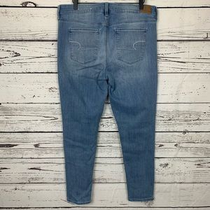 American Eagle Outfitters Jeans - AEO Next Level Stretch Jegging Size 14 Regular